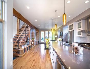 Cuidados na iluminação na cozinha