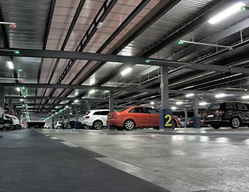 Luminária Industrial SIFTOS
