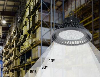 Inovação na Iluminação Industrial
