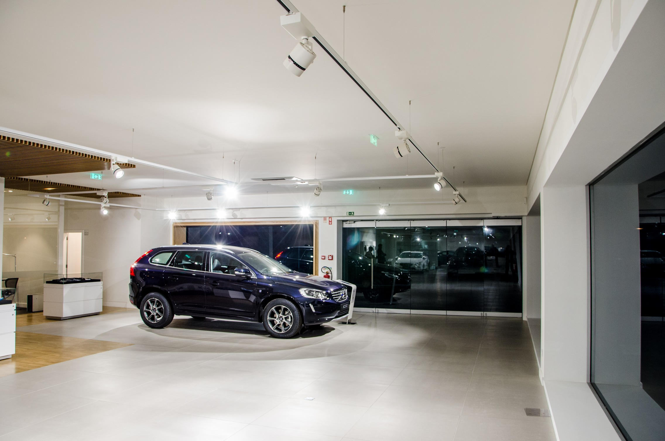 Concessionnaire automobile Volvo