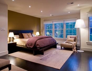 Cuidados na iluminação do quarto