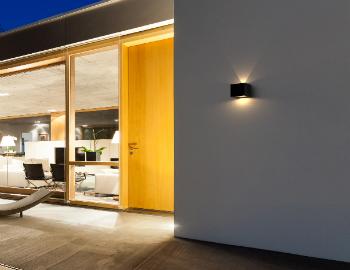 Iluminação de Exterior | Parede