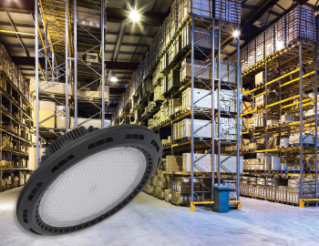 Iluminação Industrial | Voyager 160W