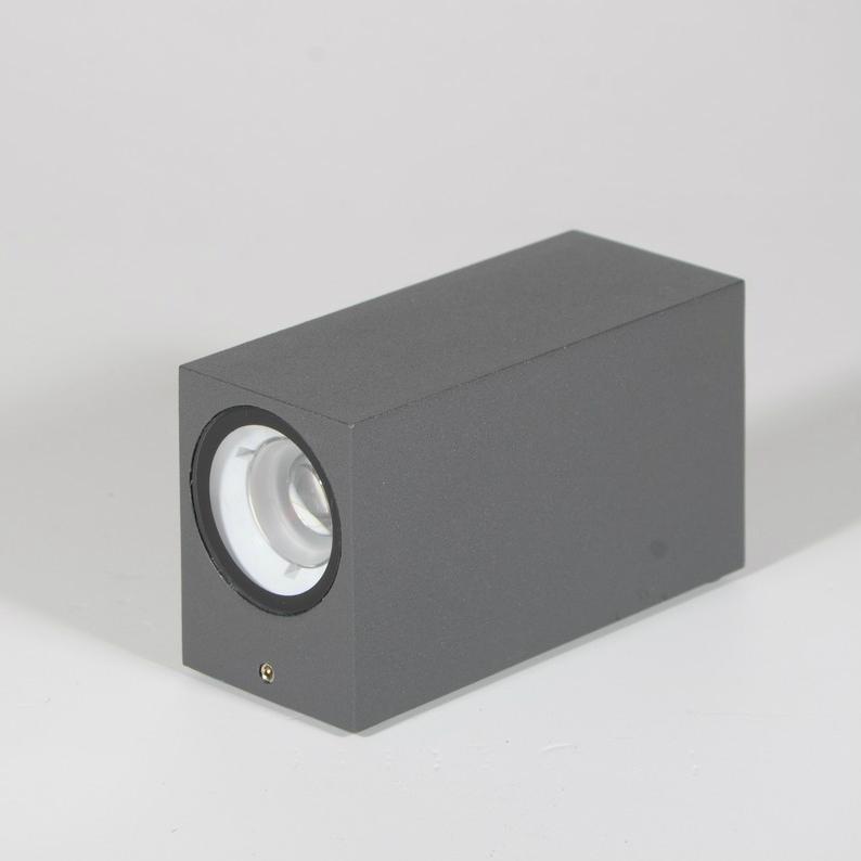Luminária led de parede