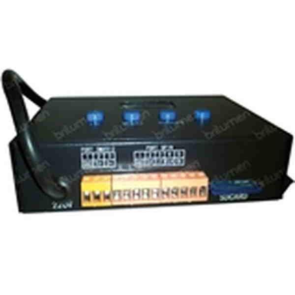 Controlador RGB DMX