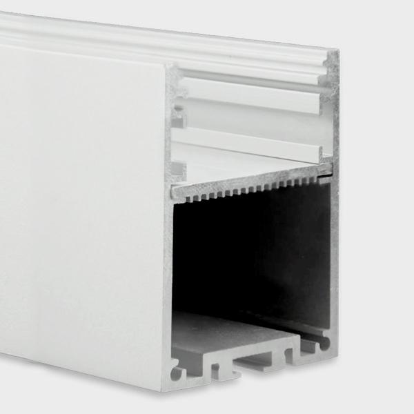 NP17 profile d'aluminium