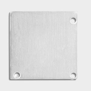 E52 - Dessus en Aluminium