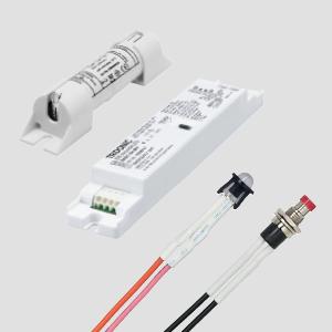 Kit emergência 10-50VDC