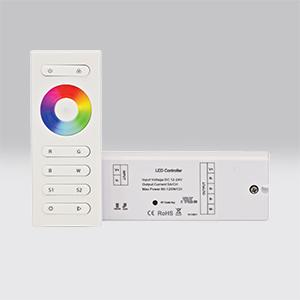 Controlador RF RGBW