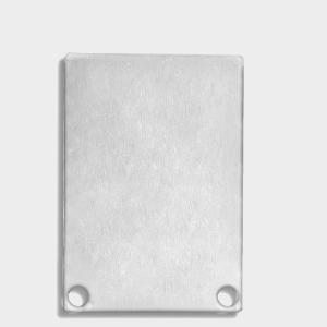 E48 - Dessus en Aluminium