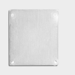 E69 - Dessus en Aluminium