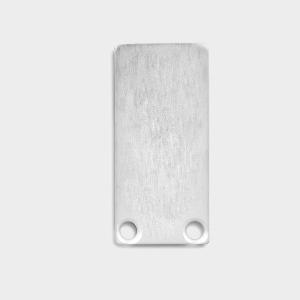 E18 - Dessus en Aluminium