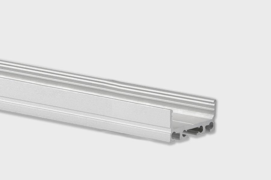 NP04 perfil de aluminio
