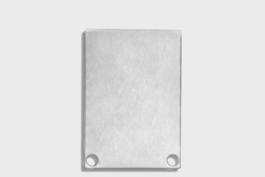 E48 - Topo em Aluminium
