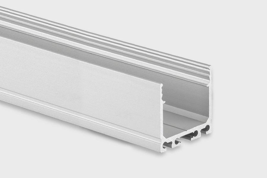 NP06 perfil de aluminio