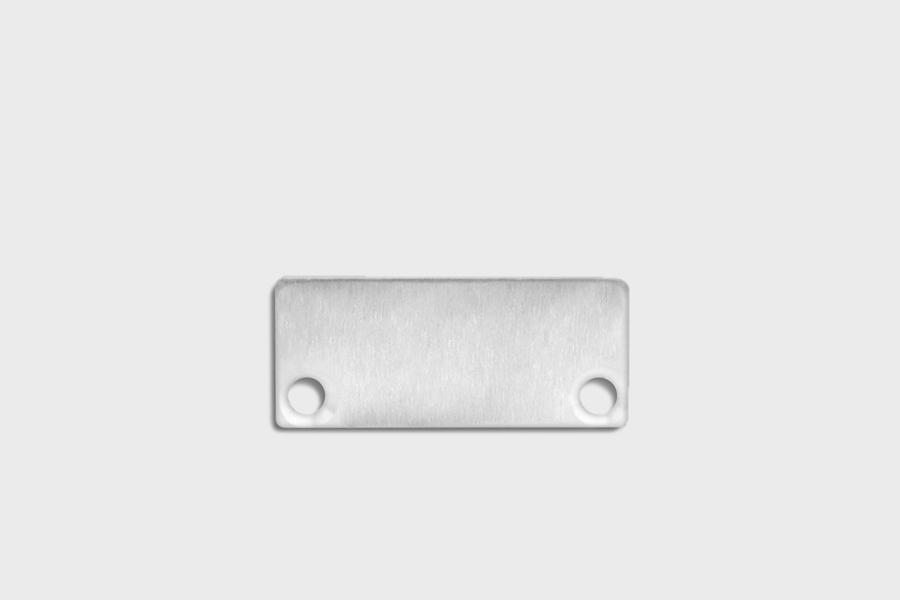 E43 - Aluminium End Cap