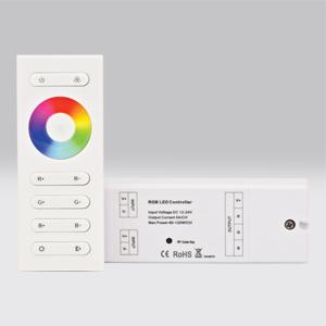Controlador RF RGB