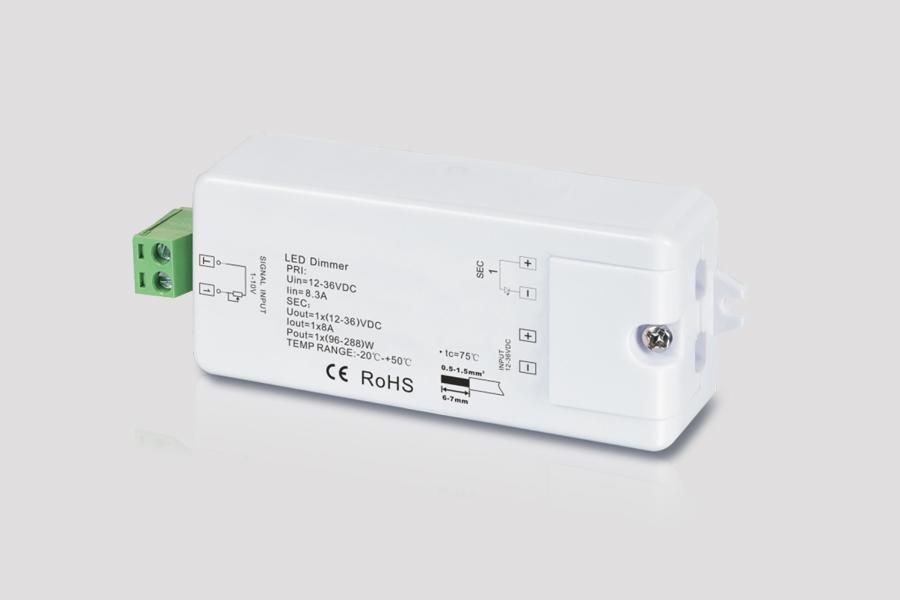 Dimmer 0-10V 1 canal