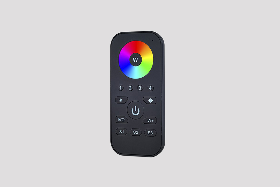 Controle remoto RF RGBW