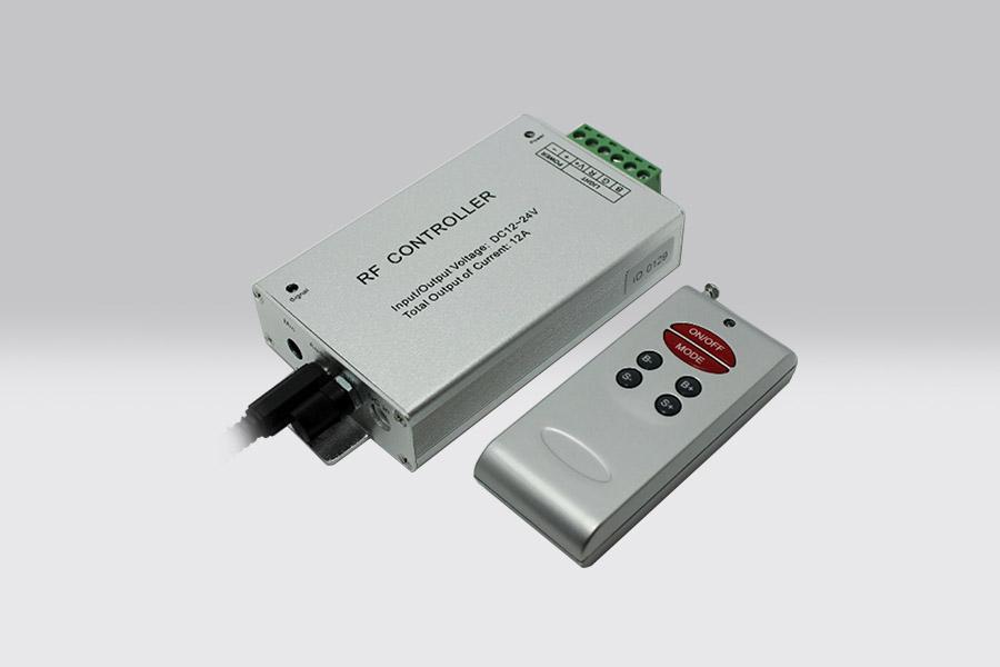Controlador RGB DC